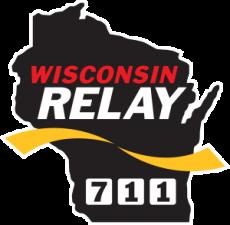 Wisconsin Relay Logo